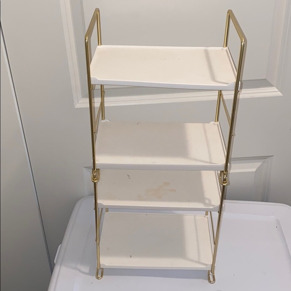 Bed Bath & Beyond Other - Stackable accessory holder